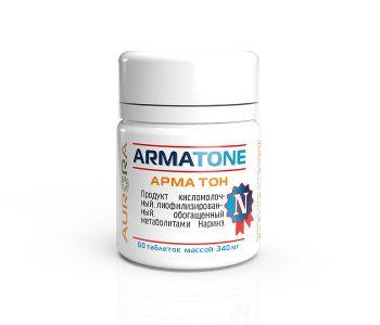 Арма Тон (Arma Tone) — кисломолочный продукт (фермент) из лиофилизированного порошка мацуна, на основе овечьего молока