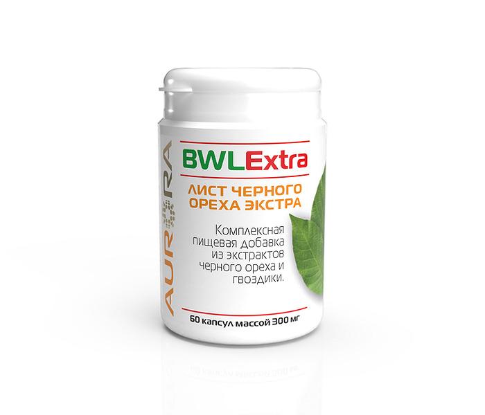 Лист черного ореха Экстра (BWL Extra)