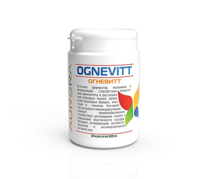 Огневитт (Ognevitt) — источник ферментов