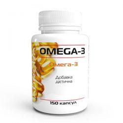 Омега-3 (Omega-3) — это жирные полиненасыщенные кислоты