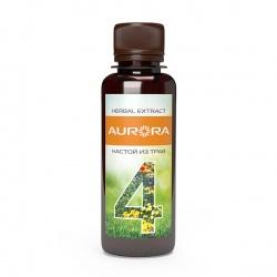Настой Трав 4 Аврора (Herbal Extract #4 AURORA)