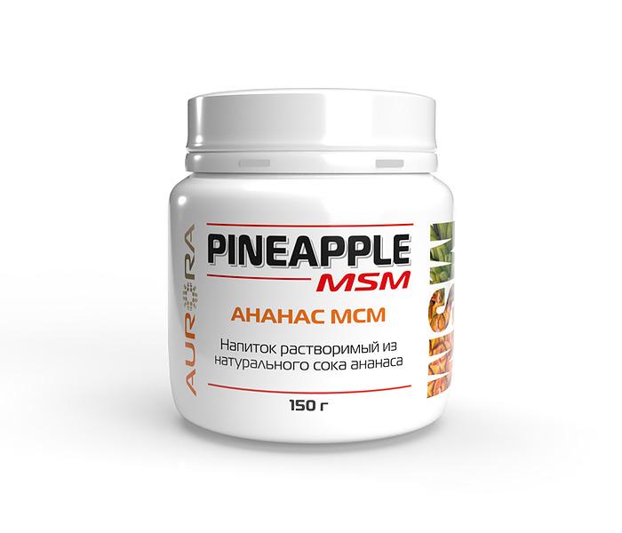 Ананас МСМ (Pineapple MSM)