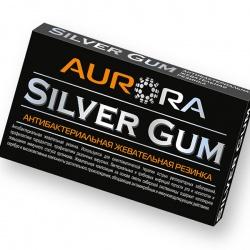 Жевательная резинка Силвер Гам (Chewing Silver Gum)
