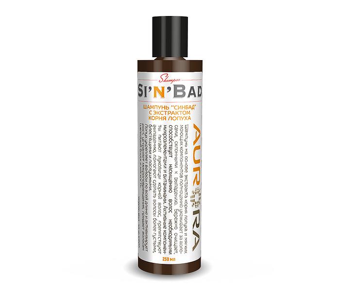 Шампунь «Синбад» Shampoo «Si'n'Bad»